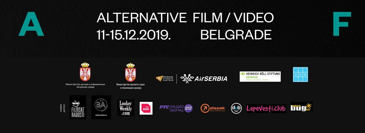 Najbolja ostvarenja festivala ALTERNATIVE FILM/VIDEO 2019
