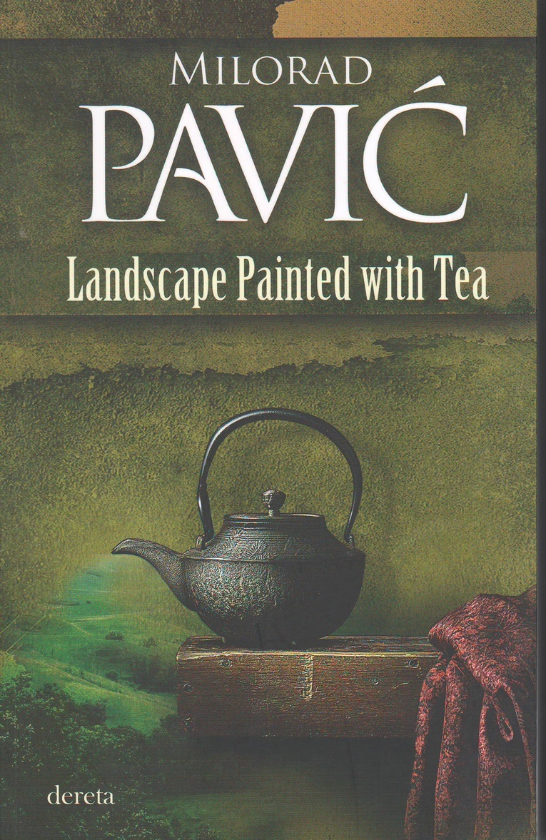 LANDSCAPE PAINTED WITH TEA